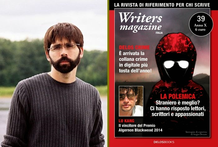 Joe Hill - Writers Magazine Italia
