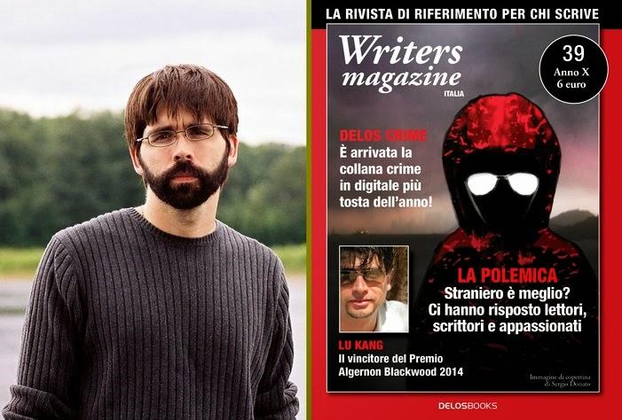 Joe Hill - Writers Magazine Italia