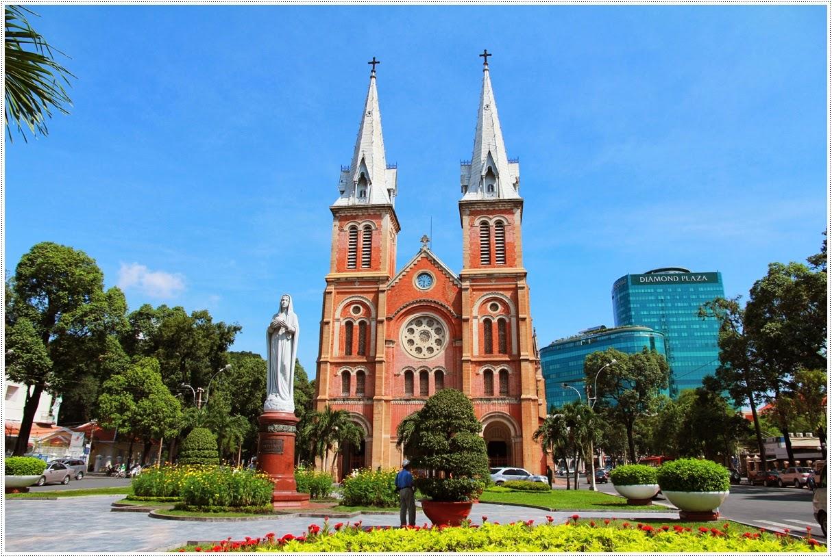 Duc Ba church Ho Chi Minh city