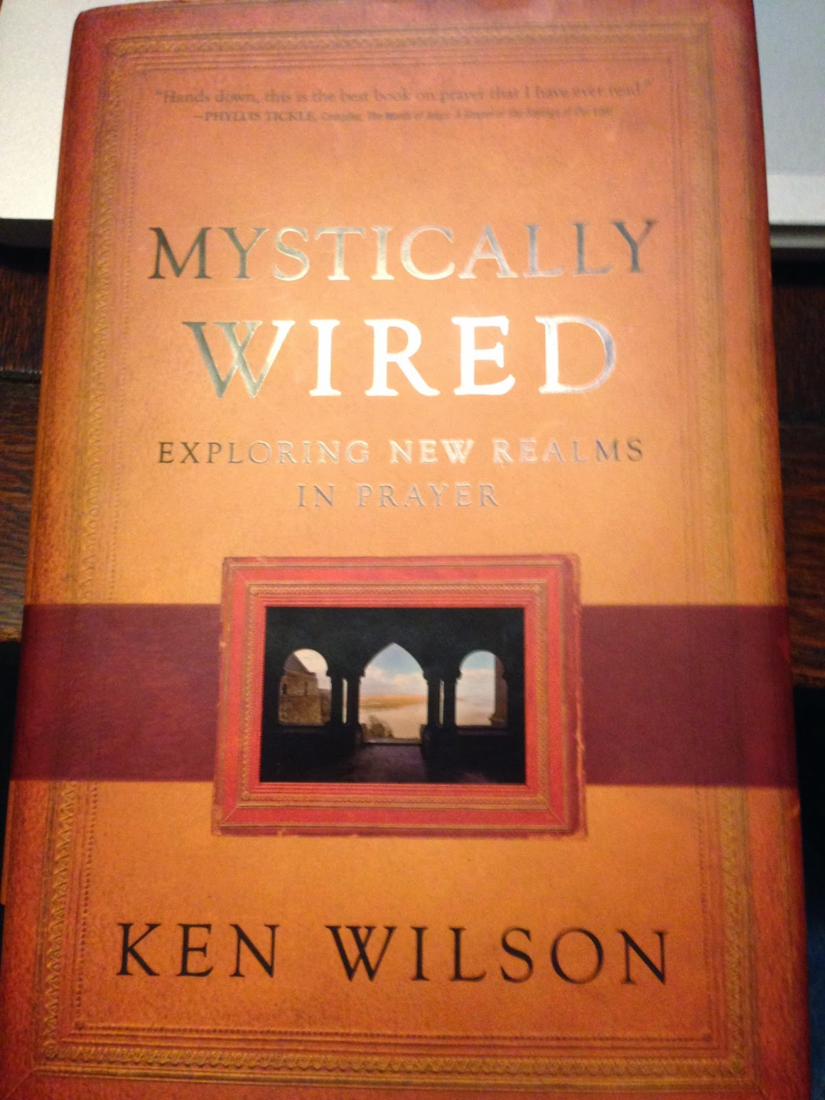 Book Review: Mystically Wired   Thomas Creedy