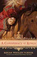 bookcover of CONSPIRACY OF KINGS (The Queen's Thief #4 ) by Megan Whalen Turner