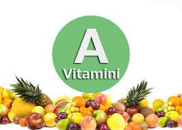 A Vitamini vücudumuz için neden gerekli?