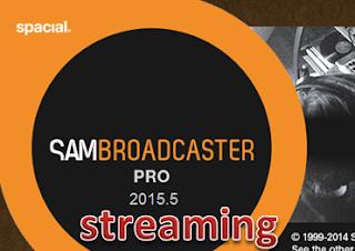 Pengaturan SAM Broadcaster Untuk Radio Online