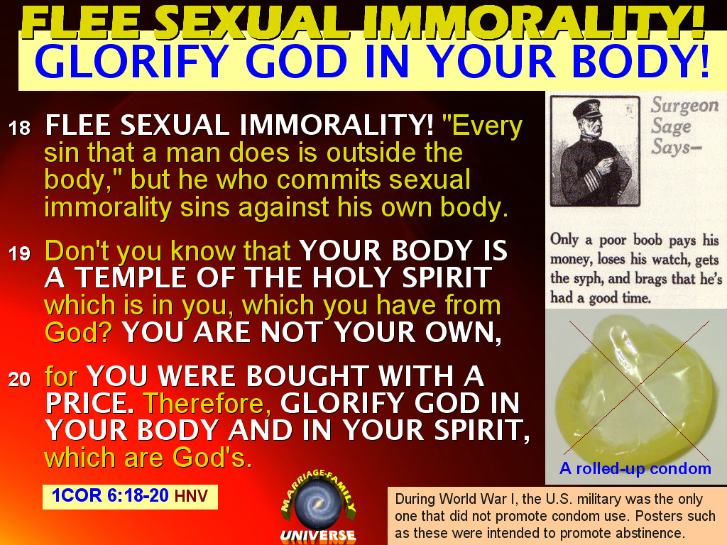 Sexual immorality in the bible foto 53