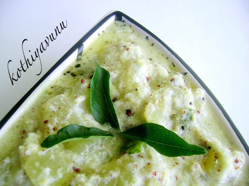 Vellarikka cucumber pachadi recipe cucumber yogurt curry vellarikka cucumber pachadi recipe cucumber yogurt curry kerala sadya special forumfinder Image collections