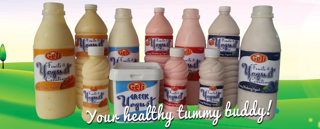 Fruits and Yogurt Creations