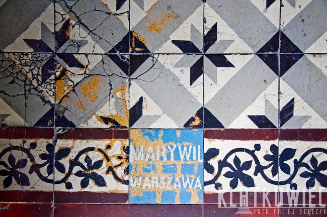 Częstochowa: posadzka z firmy Marywil Warszawa