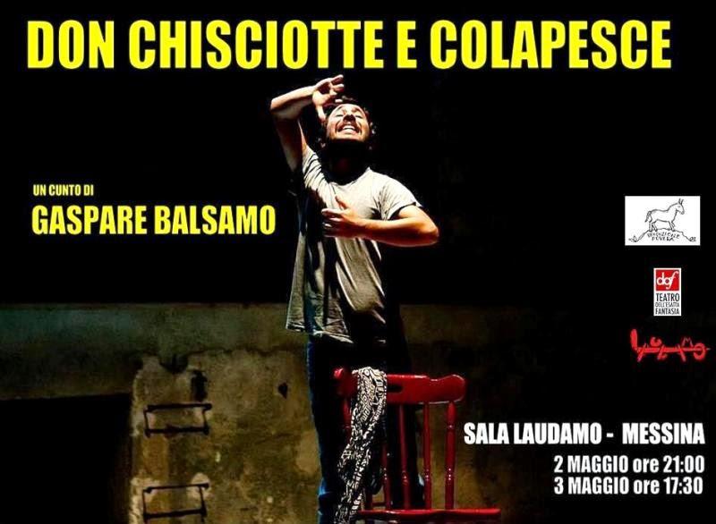 GASPARE BALSAMO ALLA SALA LAUDAMO