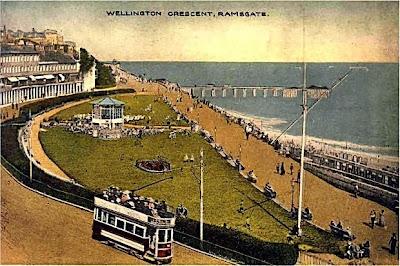 1930s Postcard of Ramsgate