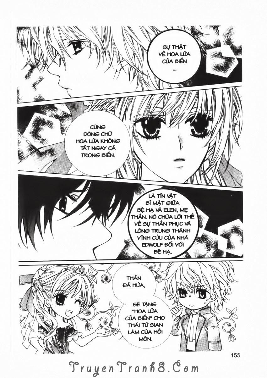 A Kiss For My Prince - Nụ Hôn Hoàng Tử Chapter 27 - Trang 19