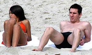 Así Es La Vida Publica De Lionel Messi