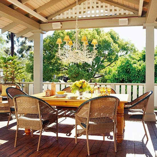 Outdoor Post Lights India: Lighting Ideas For Outdoor Rooms