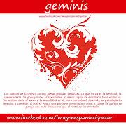 Los nativos de GEMINIS no son jamás grandes amantes. corazones para geminis imagenes para etiquetar en facebook