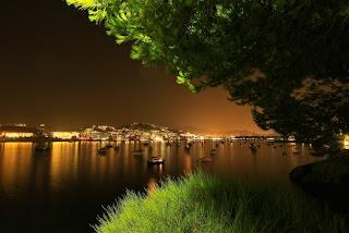 пляж Санта Понса, курорт, Балеарские острова, Испания, виллы, отели