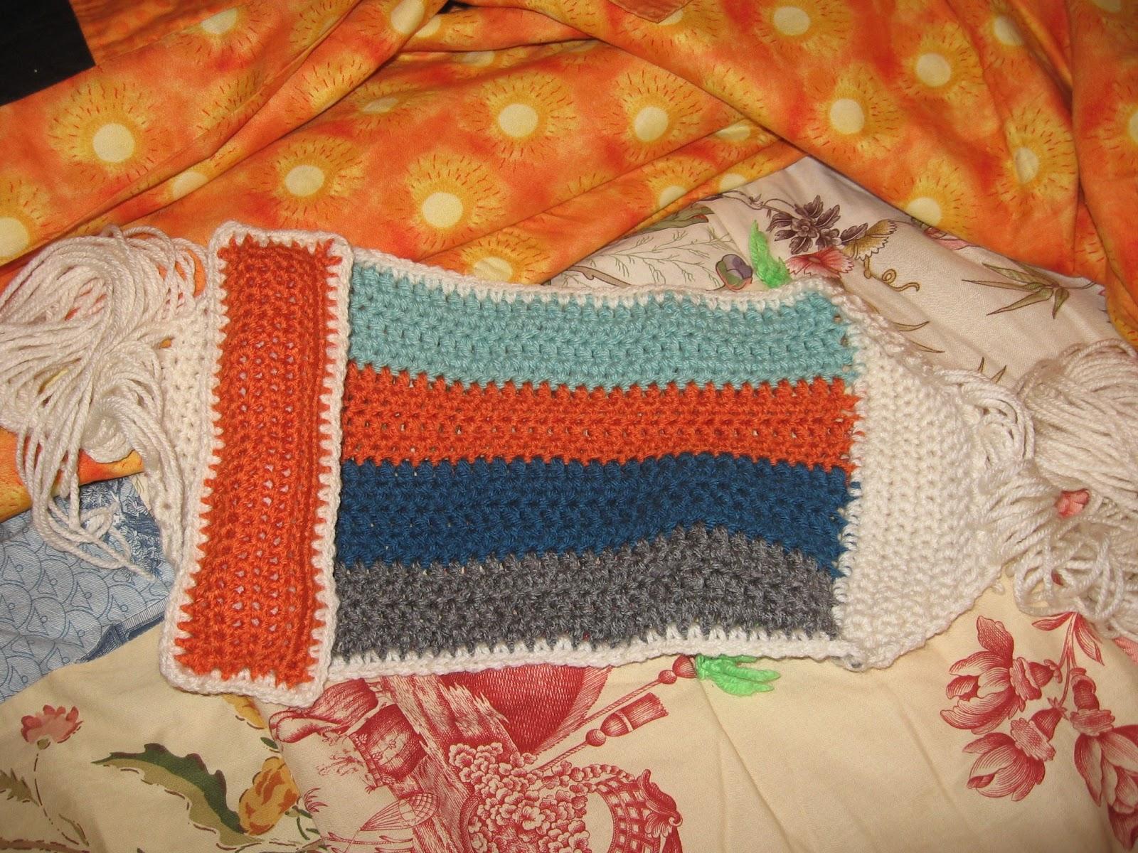 Crafting Adventures Rat Hammock Free Crochet Pattern