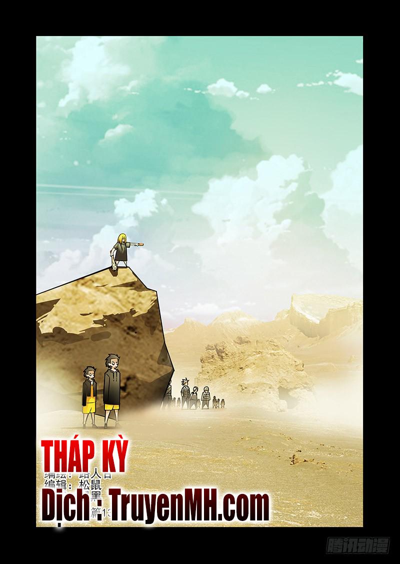 Tháp Kỳ - Chap 246
