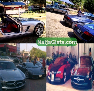 world's most expensive cars abuja