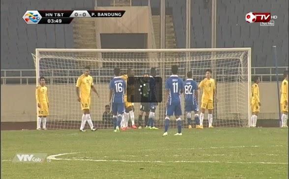 Hanoi T&T vs Persib Bandung