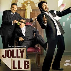 Now A Sequel To 'Jolly L.L.B'