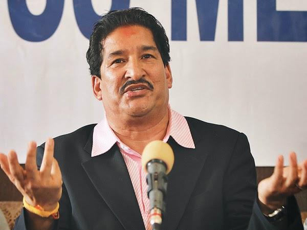 ganesh thapa nominated in nepal CA member