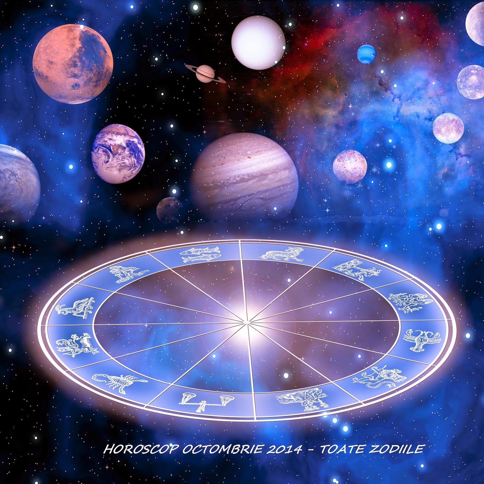 Horoscop octombrie 2014
