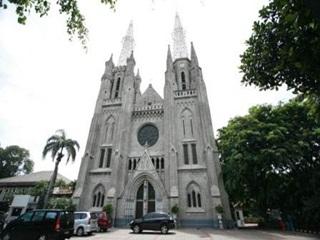 7 Gereja Tertua Di Indonesia