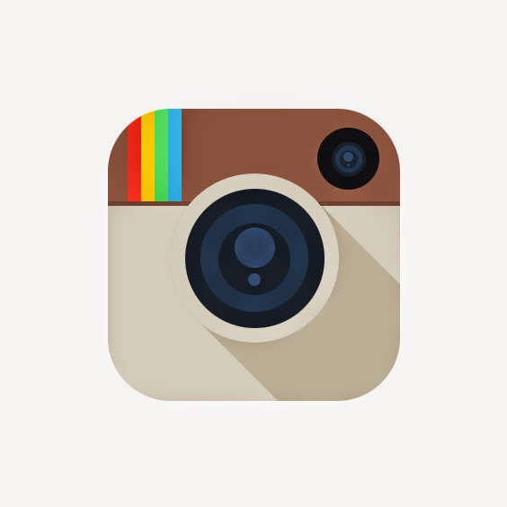 find me on instagram