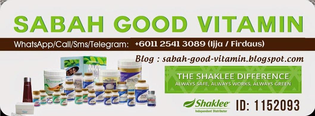 Sabah Good Vitamin
