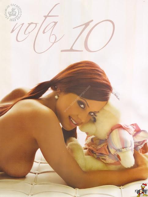 Revista Sexy - Victoria Vilarim no sogatasdanet.com