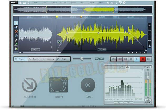 Magix Fotos En Cd Y Dvd 10 Deluxe Espanol Con Serial MAGIX+Audio+Cleaning+Lab+Deluxe+v17.00+Full+Crack_www.File666.com