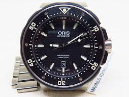 ORIS PRO DIVER 1000m - TITANIUM - AUTOMATIC
