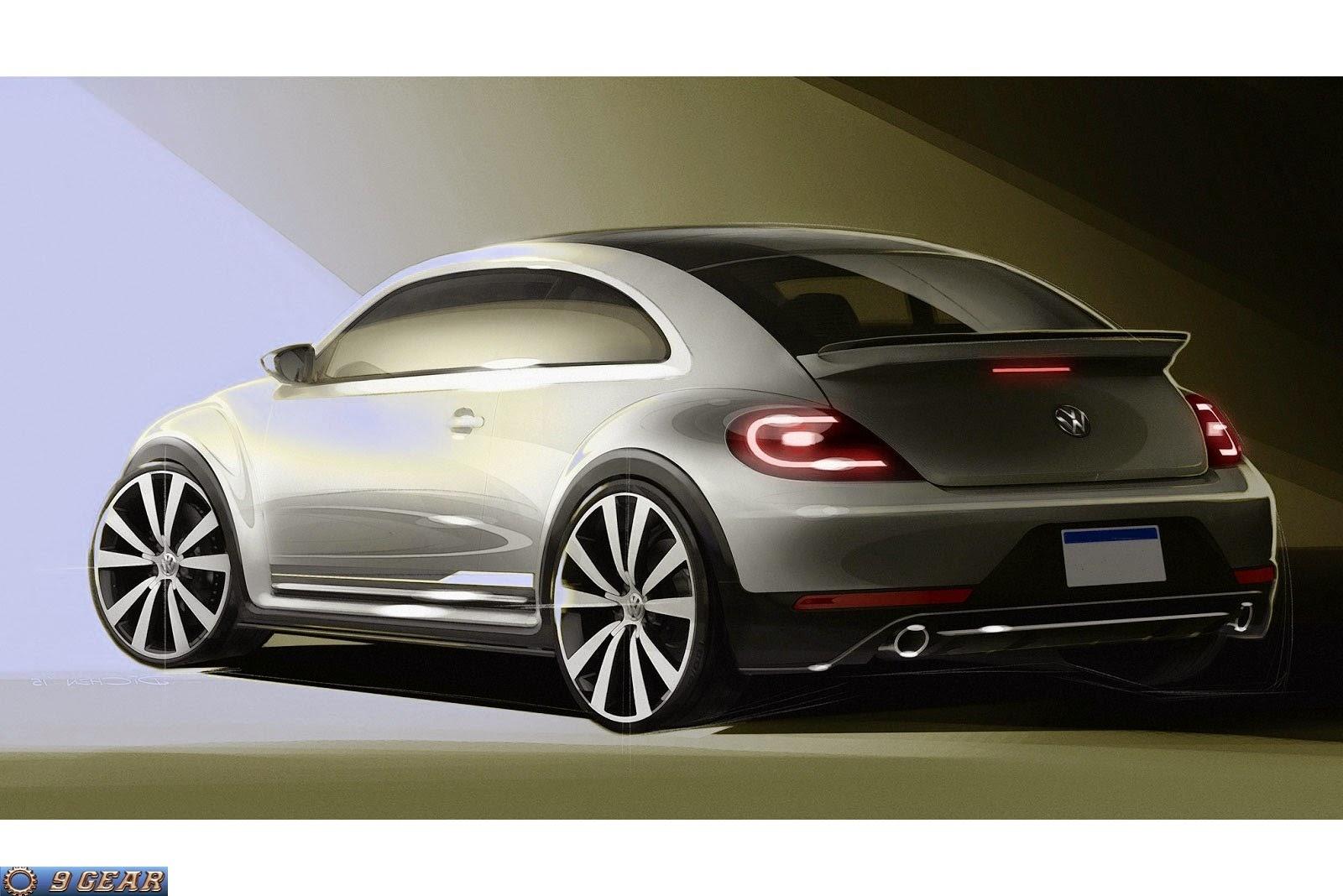 the volkswagen beetle r line concept car reviews new car pictures for 2018 2019. Black Bedroom Furniture Sets. Home Design Ideas
