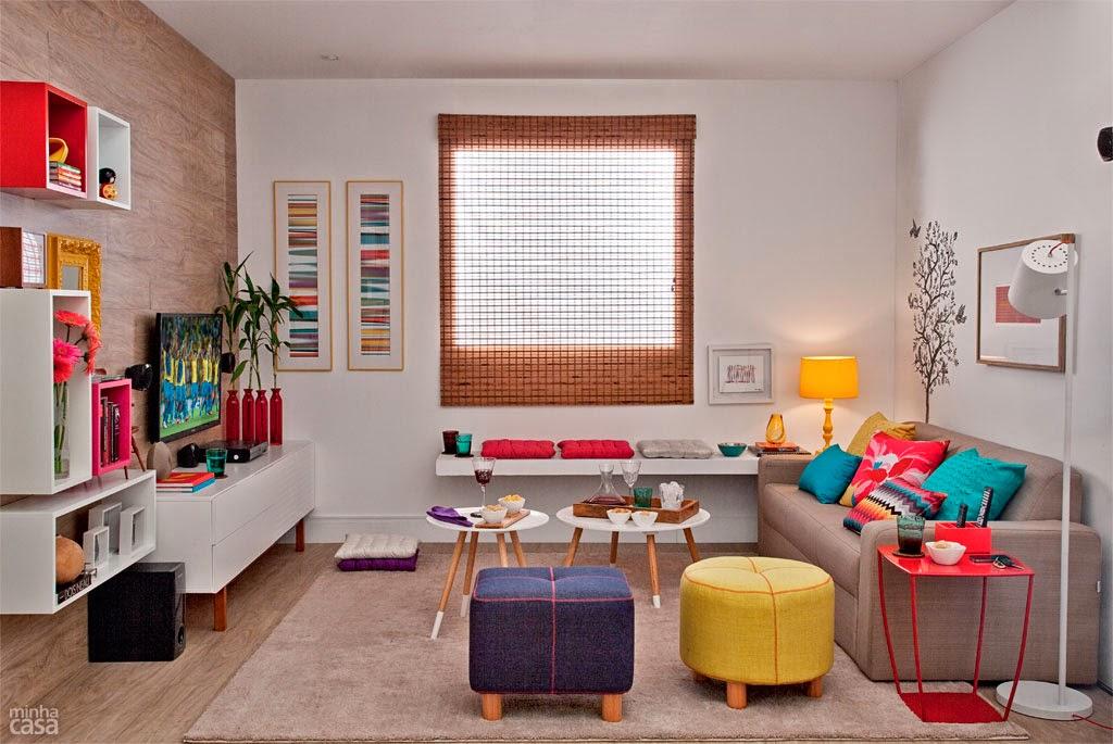 móveis que podem ser facilmente deslocados - Minha Casa, Editora Abril