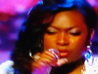 American Idol contestant Candice Glover
