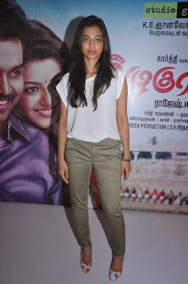 Actress Radhika Apte Pictures at All in All Azhagu Raja Audio Launch  0006