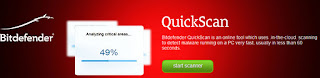 bitdefender online virus scanner