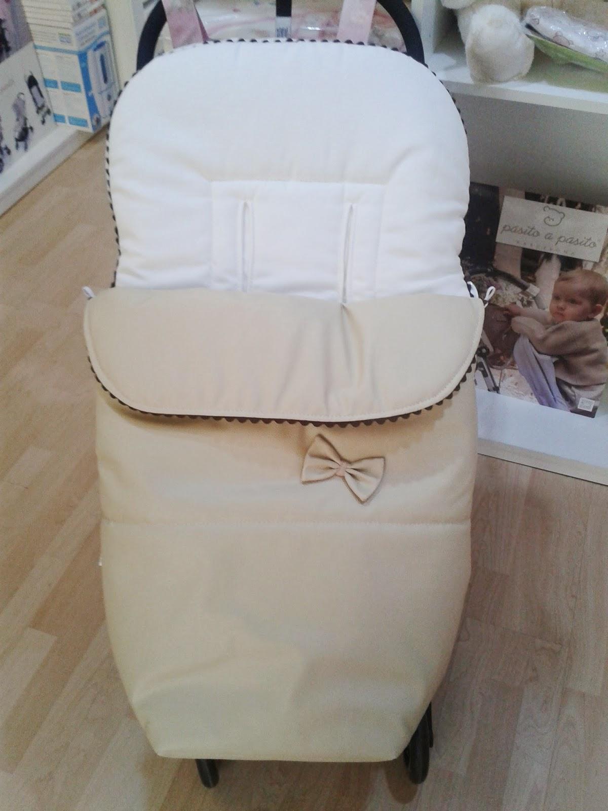 Lazos beb s sacos silla universal polipiel 49 90 - Sacos silla baratos ...