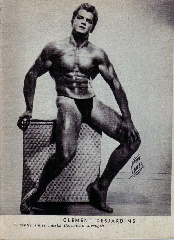 1950s Gay Porn In America - 1950's Gay Beefcake Magazine