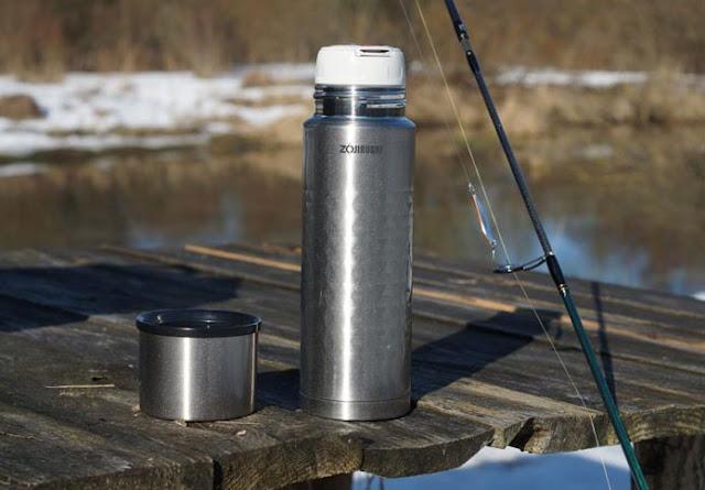 Термос для зимней рыбалки