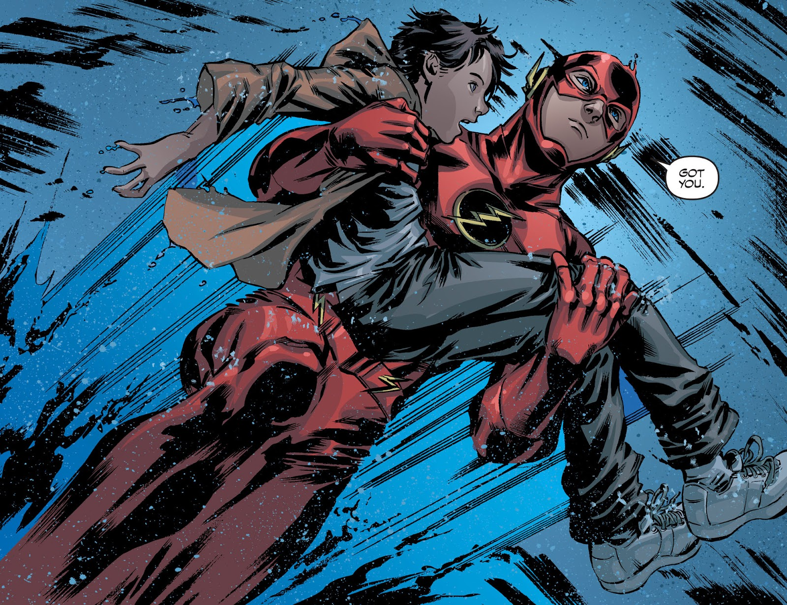 The Flash: Season Zero [I] Issue #20 #20 - English 12
