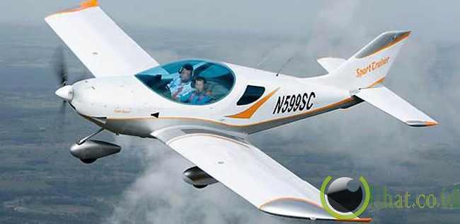 Light Aircraft (pesawat dengan muatan kecil)