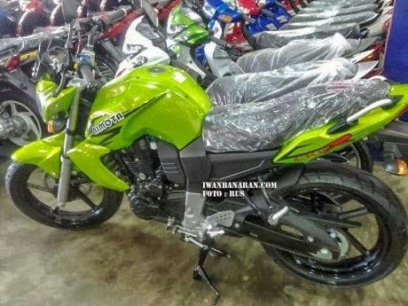 Wow! Di Malaysia Ada Klonengan Yamaha Byson