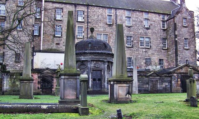 Mausoleo de George Mackenzie en el cementerio de Greyfriars