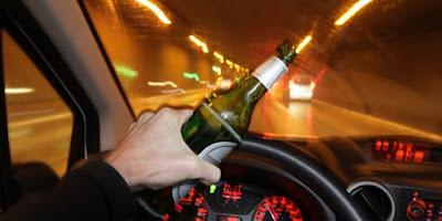 91.000 οδηγοί υπό την επήρεια αλκοόλης απο το 2012