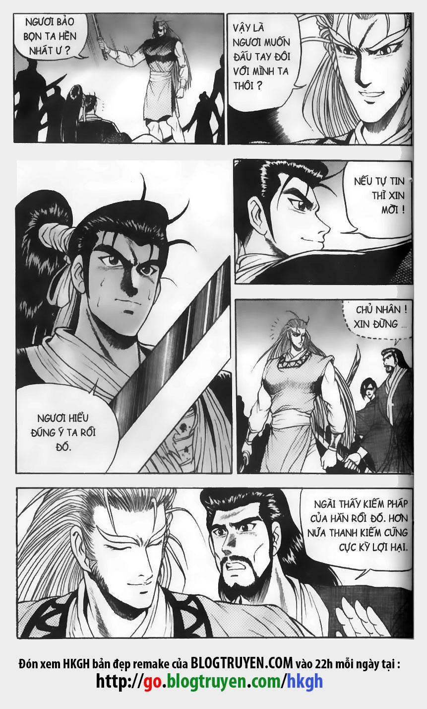 Hiệp Khách Giang Hồ chap 25 page 10 - IZTruyenTranh.com