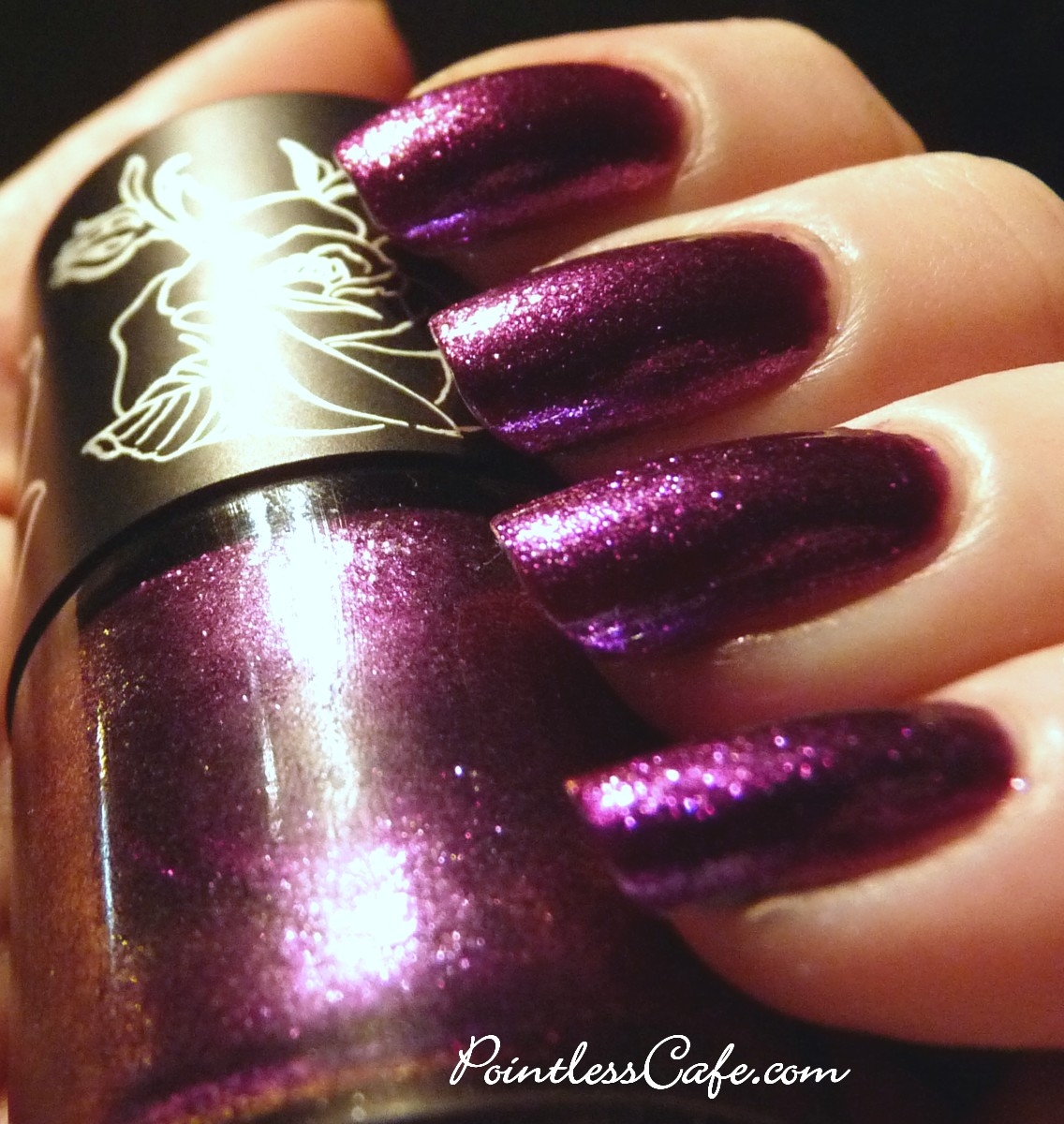 Kat Von D High Voltage Nail Lacquer - Swatches and Review ...