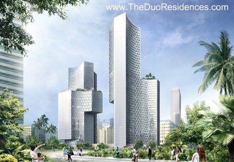 Duo Residences-New mixed use development coming up in Bugis