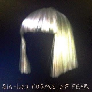SIA - album 1000 Forms Of Fear (2014)