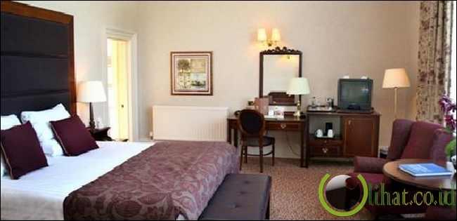 Shrigley Hall Hotel (Cheshire, Inggris Raya)