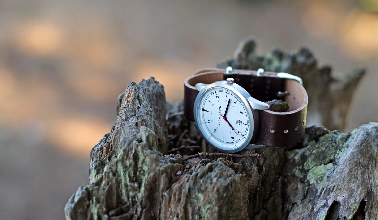 brown%2Bclassic%2Btree Check Out Elliot Havok Kickstarter Project, Havok Timepieces